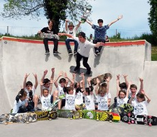 162 Skate School-stage skate animateurs